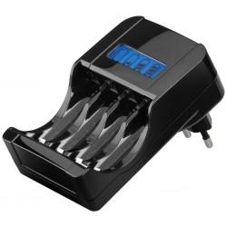 Batteriladdare för AA och AAA-batterier - TC-1000LCD