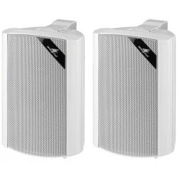 Vita högtalare för bakgrundsmusik - Monacor EUL-30