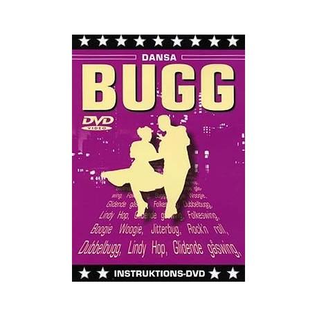 Buggkurs där du själv bestämmer tid och plats - Dansa bugg DVD