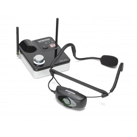 Trådlöst headset, instruktör - Samson Airline99 Fitness System