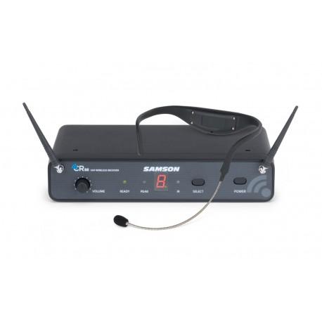 Mikrofon gruppträning - Samson AirLine 88 AH8 Fitness Headset Wireless System