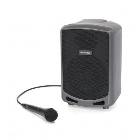 Bärbar högtalare med mikrofon - Samson Expedition Express