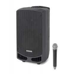 Musiksystem på hjul - Samson XP310w