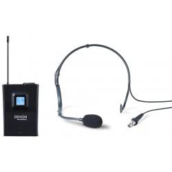 Headset med sändare - Denon fitnesspack