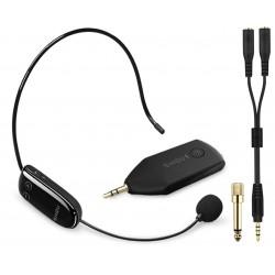 Headset till Shidu M500 - Wireless och Shidu M800 - Wireless