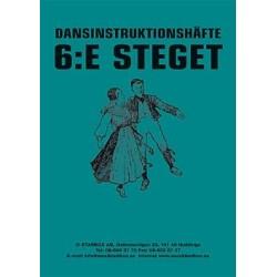 6:e steget instruktionshäfte - Europeiska folkdanser