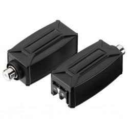 Ljudöverföring via nätverkskabel - VB-202A Ljudöverföring t/CAT5