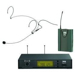 Komplett headsetpaket för stora ytor - IMG Stageline TXS-872
