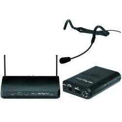 Komplett headsetpaket - IMG Stageline TXS