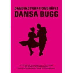 Bugg steg, instruktionshäfte - Dansa bugg