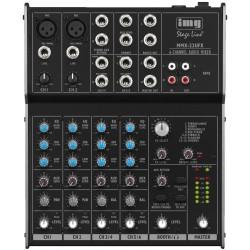 IMG Stage Line MMX-22UFX - En bra mixer med inbyggt reverb