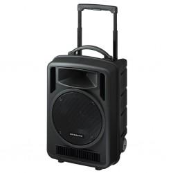 100% trådlöst ljud överallt - Monacor TXA-1022CD
