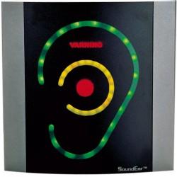 Ljudnivåmätare med tydlig visuell visning - Soundear
