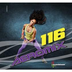 Bra musik att träna till - Aeromix 116 dubbel-CD
