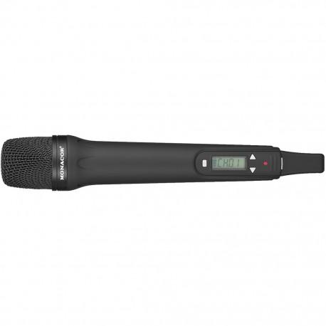 Trådlös handmikrofon - Monacor TXA-800HT
