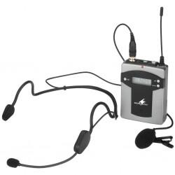 Trådlöst headset med sändare - Monacor TXA-800HSE
