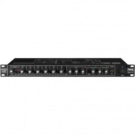 Mikrofon, linemixer 6 kanaler - IMG Stageline MMX-602/SW