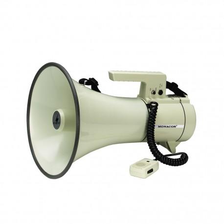 Megafon med 3 års garanti - Monacor TM-35